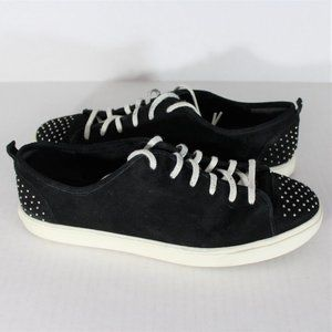 Cole Haan Grand Os Black Suede Hendrix F507